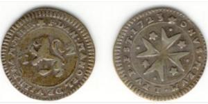 9 Tari Orden de Malta (1080 - ) Cobre