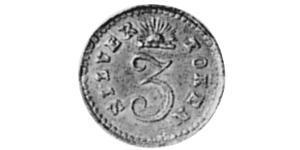 1 Threepence Australia (1788 - 1939) Argento