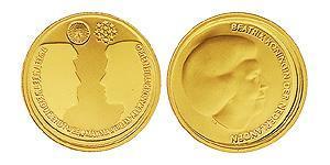10 Euro Reino de los Países Bajos (1815 - ) Oro