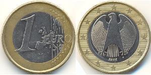 1 Euro Allemagne