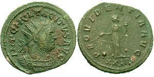 1 Antoninien Empire romain (27BC-395) Bronze Tacite (200-276)