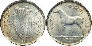 1/2 Crown Irland (1922 - )