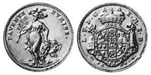 2 Ducat Prince-Bishopric of Bamberg (1245–1802) Gold