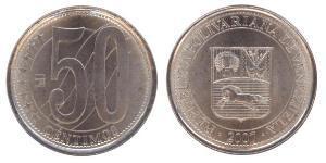 50 Centimo Venezuela