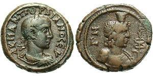 Tetradramma Impero romano (27BC-395)  Gordiano III(225-244)