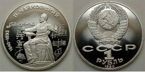 1 Rublo Unione Sovietica (1922 - 1991)