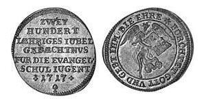 1 Ducat Augusta (Germania) (1276 - 1803) Oro