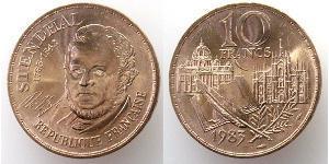 10 Franc Frankreich
