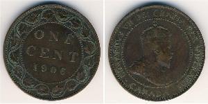1 Cent Canada Copper