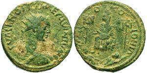 AE_ Impero romano (27BC-395) Bronzo Ostiliano (230-251)