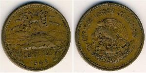 20 Centavo United Mexican States (1867 - )