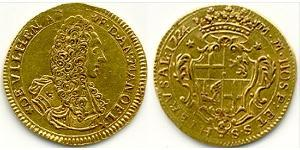 2 Scudo Order of Malta (1080 - ) Gold