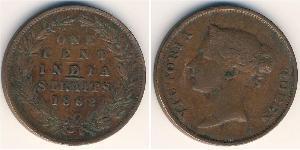 1 Cent Straits Settlements (1826 - 1946) Copper