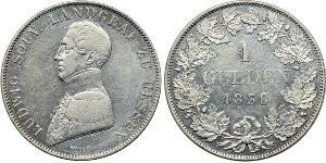 Gulden States of Germany Silver