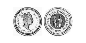 25 Cent Australien (1939 - ) Silber Elizabeth II (1926-)