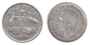 6 Penny Australia (1939 - )