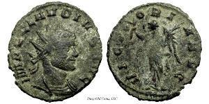1 Antoniniano Imperio romano (27BC-395)  Claudio II (213-270)