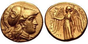 1 статер золото Государство Селевкидов (312BC-63 BC)