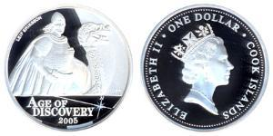 1 Dollar Cook Islands