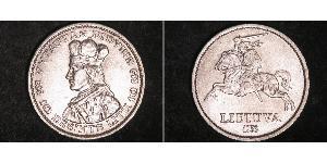 10 Litas Lituania (1991 - ) Plata