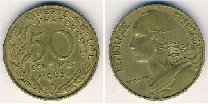 50 Centimo Francia