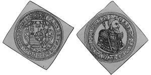 4 Gulden Principality of Transylvania (1571-1711) Plata