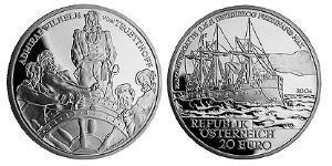 20 Euro Republic of Austria (1955 - ) Argento