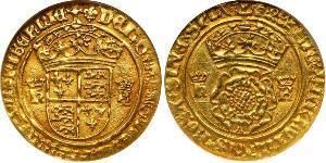 Золота крона Генріха VIII