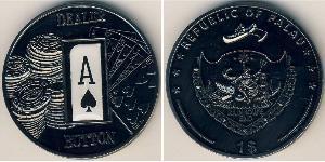 1 Dollar Palau