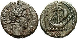 1 Tetradrachm Empire romain (27BC-395) Bronze Commode (161-192)