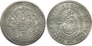 1 Taler Germany Silver