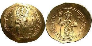 1 Histamenon Imperio bizantino (330-1453) Oro Constantino X Ducas (1006-1067)