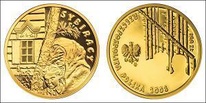 100 Zloty Third Polish Republic (1991 - ) Gold