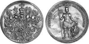 1 Ducat Principato vescovile di Bamberga (1245–1802) Oro