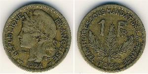 1 Franc Togo Bronze