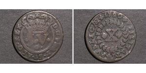10 Reis Regno del Portogallo (1139-1910) Rame